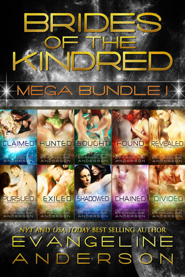 Brides of the Kindred Mega Bundle 1
