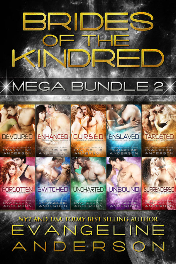 Brides of the Kindred Mega Bundle 2