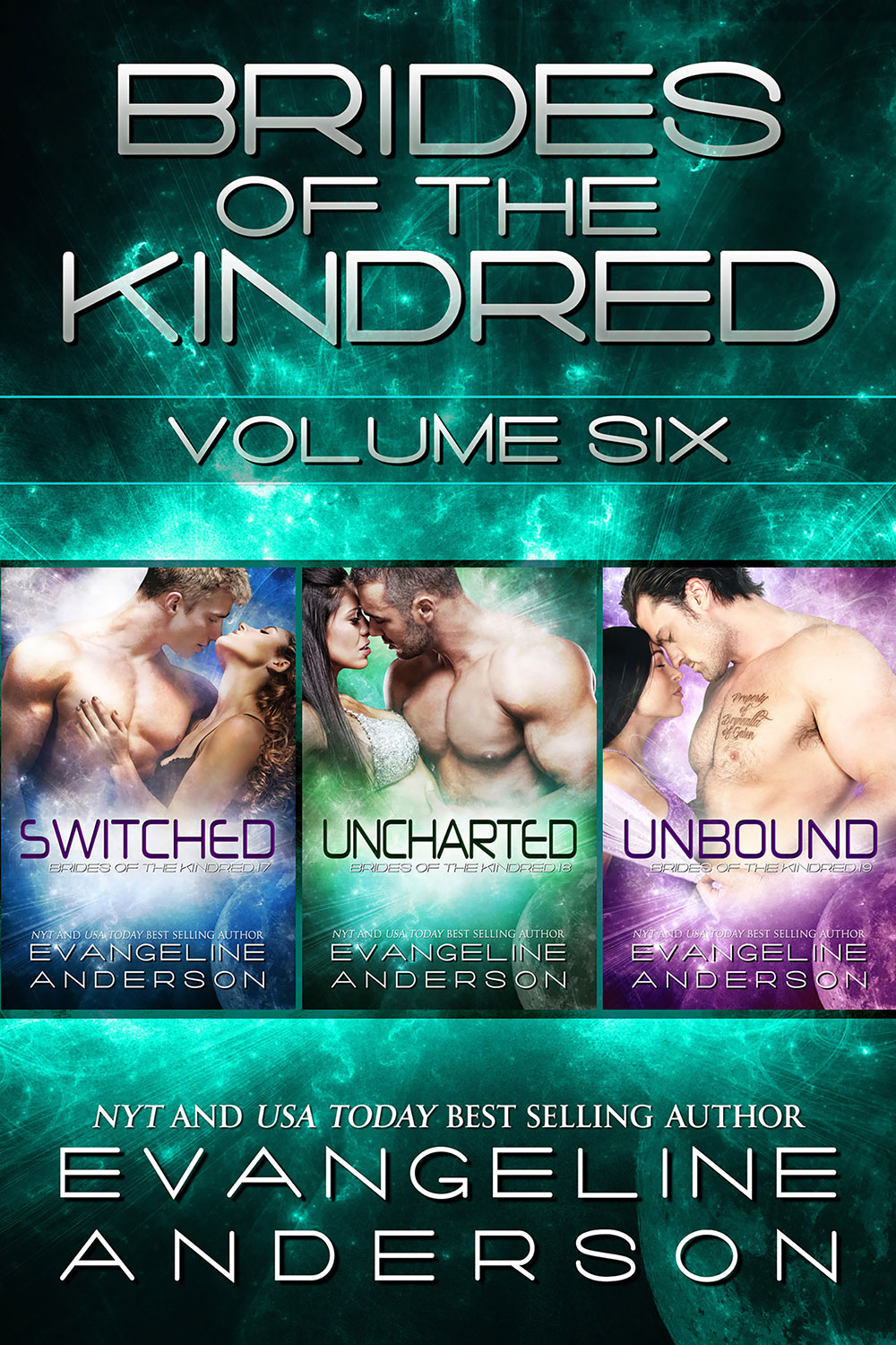 Brides of the Kindred Volume Six