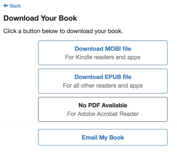 Download Your Book